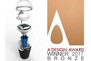 Ofi primé aux A Design Award 2017