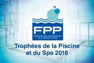 Ofi the smart pool monitor, rewarded at 2016 Pool Trophies